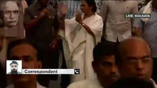 Bengal Violence: Mamata Banerjee's 'Padyatra' In Kolkata As A Show Of Strength