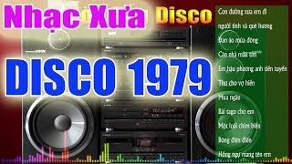 LK Hòa Tấu Disco 1979 Xưa - Bass Tréc Nghe Như Dội Nước   Nhạc Sống Cao Cấp