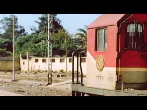 Egyptian Railways - Cairo to the Coast - Around the Delta