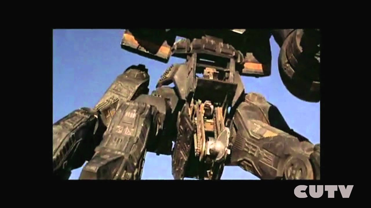 CUTVfadetoblack - The Vault Robot Jox