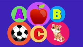 ABC Song| Alphabet Song| kids learning ABC Song