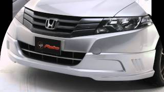 review ชุดแต่ง Honda New City 2009 By Parto