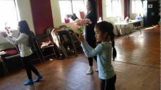 Golden Lotus Dance
