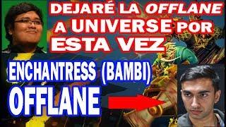 SMASH COMPRA CETRO Y HACE VOLTIS JUNTO A UNIVERSE | DOTA 2