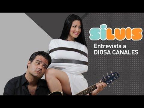 Sí Luis: Entrevista a Diosa Canales #TangaTanga