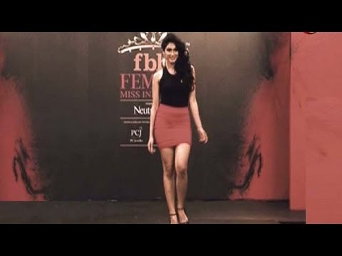fbb Femina Main Miss India 2014 Episode 03