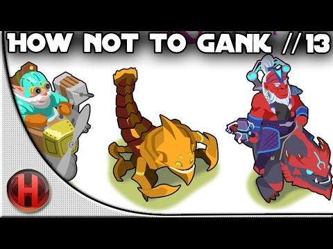 Dota 2 Fails  How NOT to gank 13