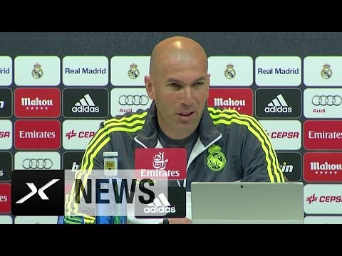 Doping-Vorwurf: Zinedine Zidane stützt Tennis-Ass Rafael Nadal | Real Madrid