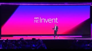 AWS re:Invent 2018  - Keynote with Andy Jassy