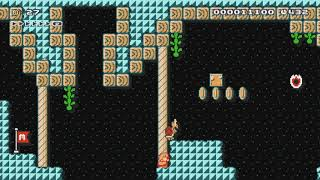Casual Cave by beacon - Super Mario Maker - No Commentary