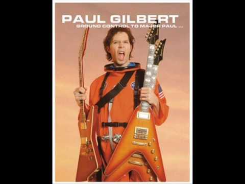 Paul Gilbert vs Joey Tafolla