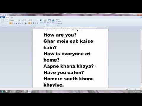 Everyday English Angrezi Boliye _ lessons in Hindi 008