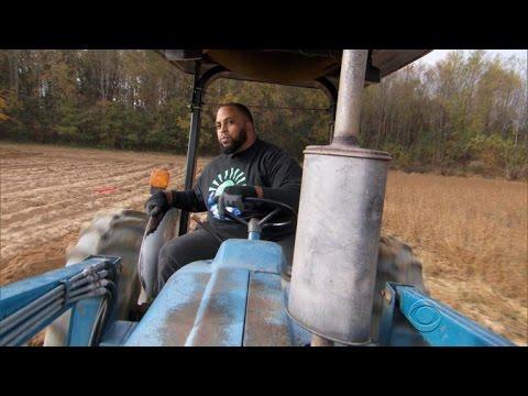 Jason Brown story: NFL star turns farmer