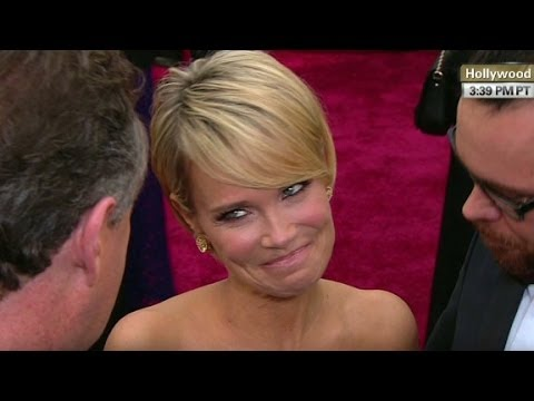"""Chenoweth to Piers: """"I love you to death"""""""