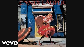 Cyndi Lauper - All Through the Night (Audio)