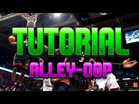 NBA 2K16   TUTORIAL ALLEY-OOP   EXPLICACIONES