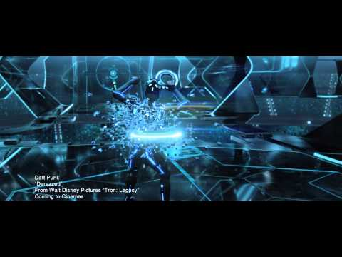 Daft Punk - TRON LEGACY - Derezzed Remix - Official Video