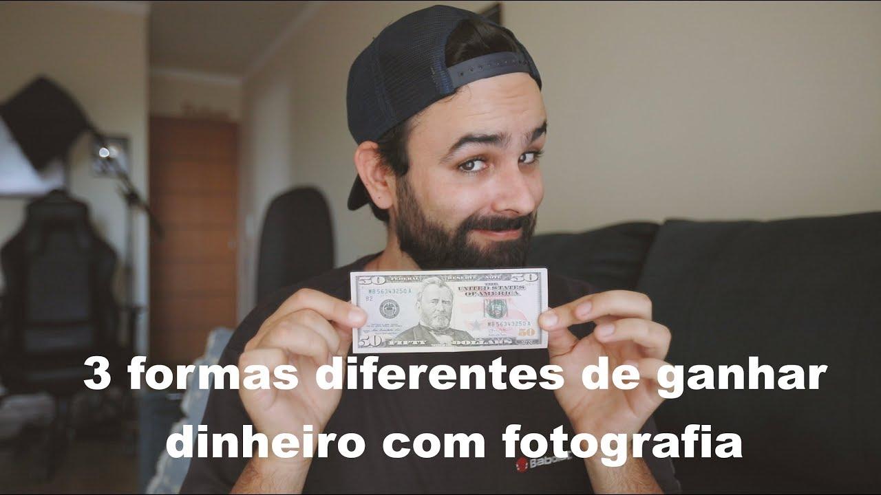 Ganhar dinheiro com fotos