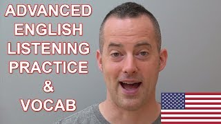 Advanced English Listening And Vocabulary Practice - Conversational American English - Travel