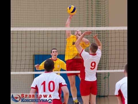 Kaliska Power - Unibud - Liga Siatkówki Mężczyzn 2015 (gm. Kościerzyna)