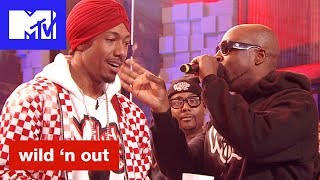 Wyclef Jean Isn't Gonna Let Nick Get Off That Easy | Wild 'N Out | #Wildstyle