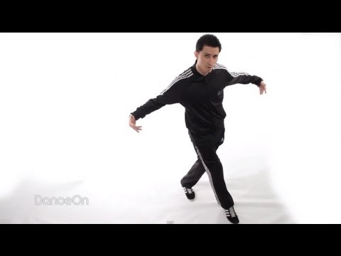 Bboy Dance Tutorial - Rocking video