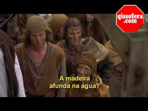 Q Isso Fera? Monty Python - Holy Grail (português) video