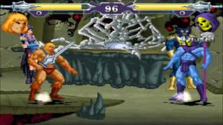 HE-MAN GAMES: CLASSIC GAME SERIES in 10 GAMES, PT. 25