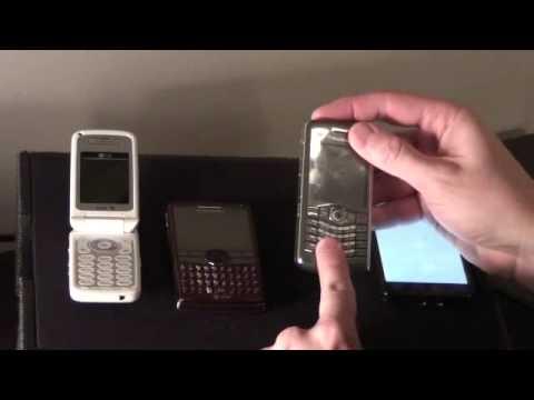Tiny phone keys.wmv