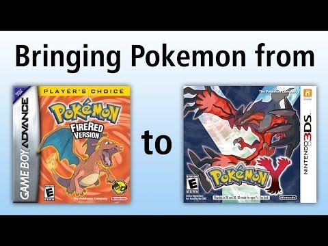 GUIDE: Transferring Gen III Pokemon to Gen VI games