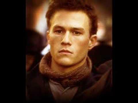 Heath Ledger Someday tribute