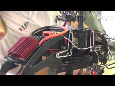 KDS Flybarlesssystem Einstellung