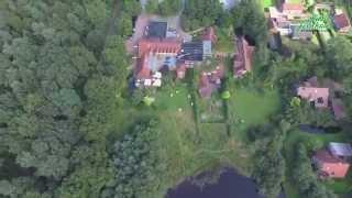 Flug-/Drohnenaufnahmen Köhlers Forsthaus In Aurich
