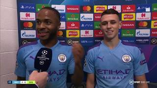 """I want to see Phil Foden in the national team!"" Raheem Sterling hopes the young star gets the call"