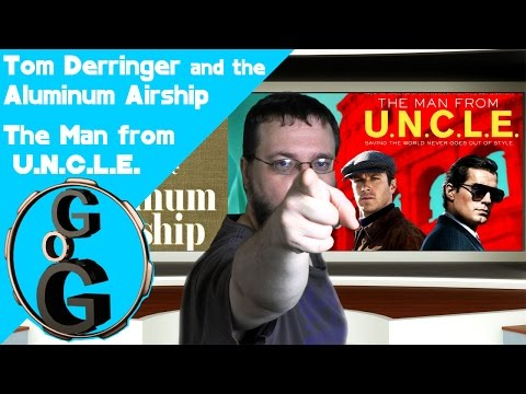 Tom Derringer / The Man From U.N.C.L.E. - Episode 8