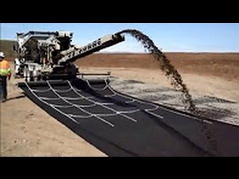 Уникальная тяжелая техника. Мегамашины