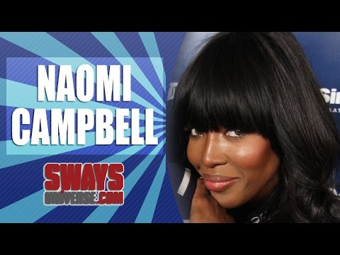 Naomi Campbell Opens Up About Working W/ Bill Cosby, Michael Jackson, Diversity in Modeling & Empire