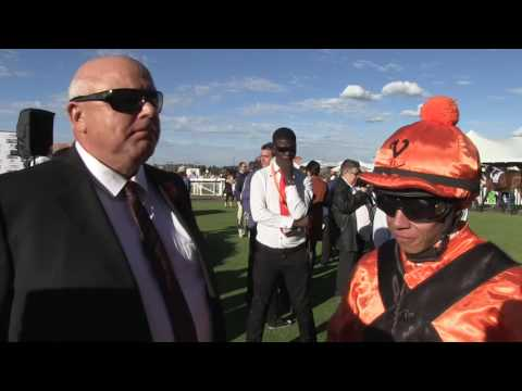 THE AZZMAN RELECTS POST TRIPLE CROWN TO VDJ
