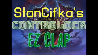 HearthPWN D3CK Sp0tl!ght: StanCifka's (Rank 13 - 5) CONTROLOCK! [S47]