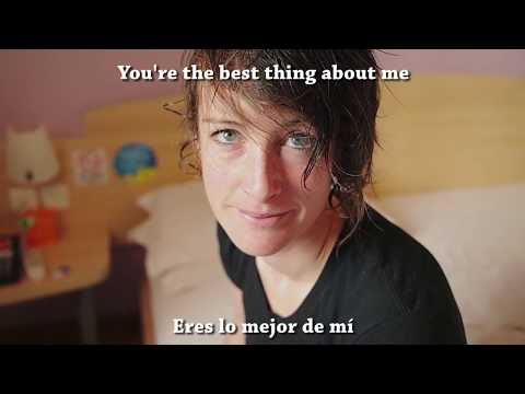 U2- Youre the Best Thing About Me (LETRA) (Audio) (Lyrics) (SUBTITULADA) (SUB)(ESPAÑOL)