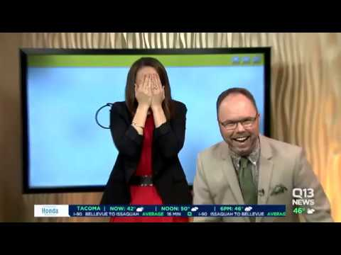 What could POSSIBLY go wrong when news anchor doodles on live TV…?