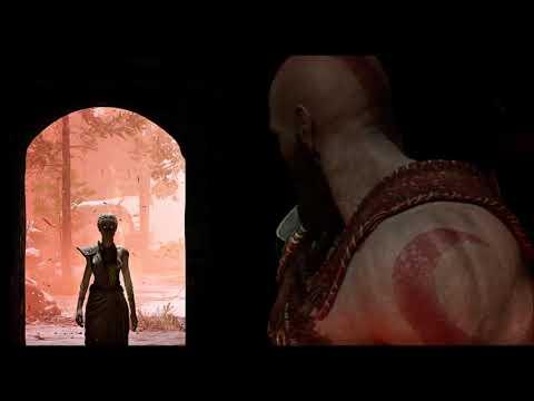 God of War Unreleased Soundtrack - Echoes of an Old Life Alternate aka Your Monster No Longer
