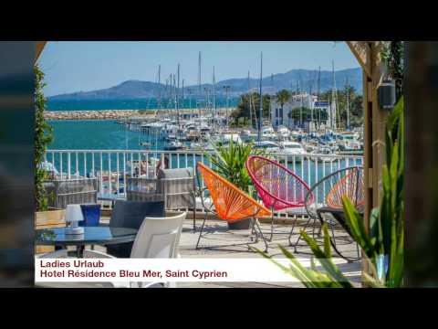 Ladies Urlaub, Residence Bleu Mer, St. Cyprien 2-10.06.2018