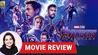 Avengers: Endgame Movie Review by Anupama Chopra | The Russo Brothers | Film Companion