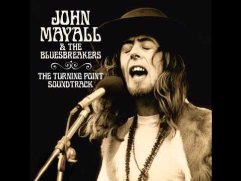 John mayall - Sleeping by her side