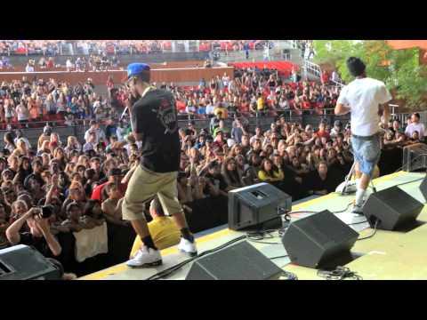 KUBE 93's Summer Jam 2011 - New Boyz Live #2