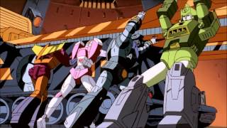 Transformers the movie - Autobot City Battle - uncut version