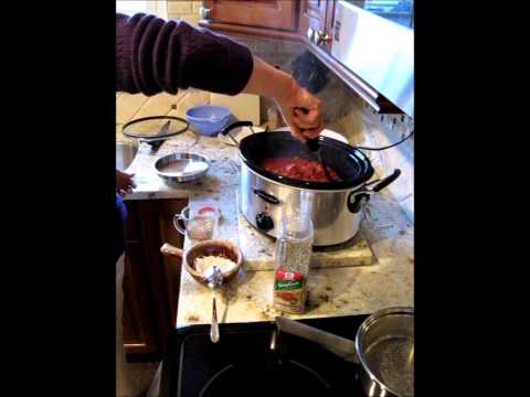 How to Make Red Pasta Sauce&#8230;the Easy and Cheap Way