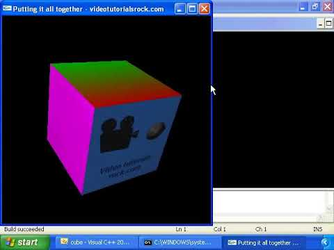 OpenGL Tutorial #0a: Getting OpenGL Set Up on Windows