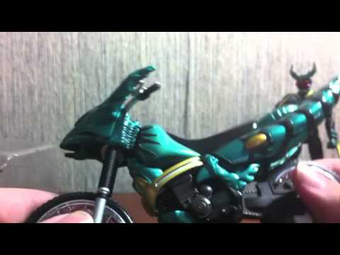 0 Review: S.H.Figuarts EX   Gills Raider